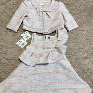 Janie and jack spring outfit